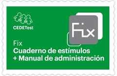Cuaderno de Estímulos FIX + Manual de Administración FIX