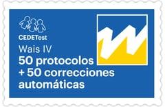 50 Protocolos WAIS-IV + 50 Correcciones Automáticas