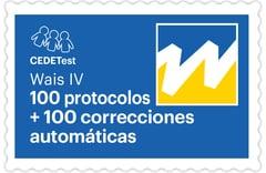 100 Protocolos WAIS-IV + 100 Correcciones Automáticas