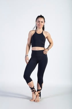 Leggins Ballet Black