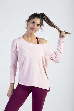 Tshirt Mandala Soft Pink