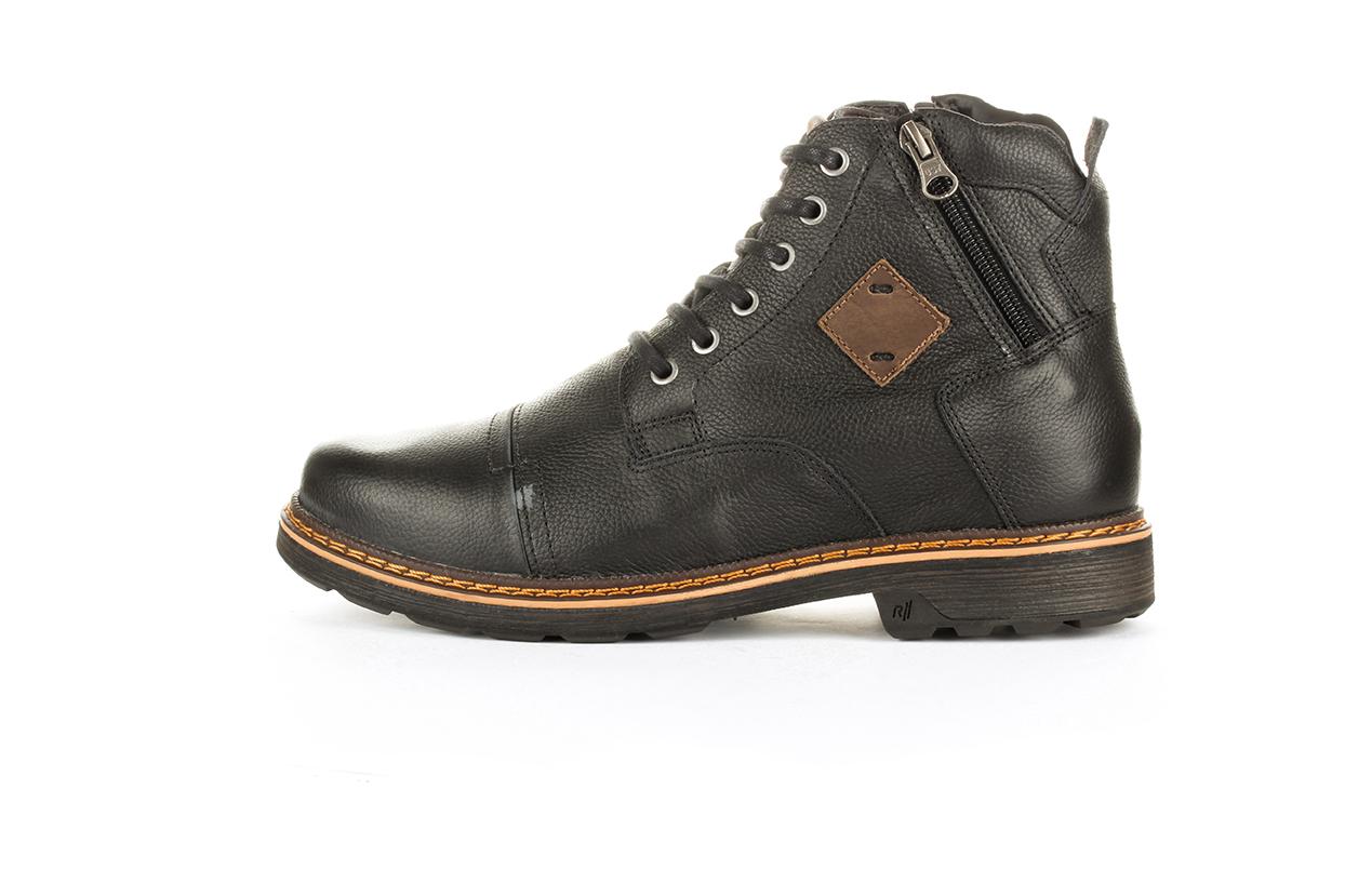 Highlander Negro +7cms