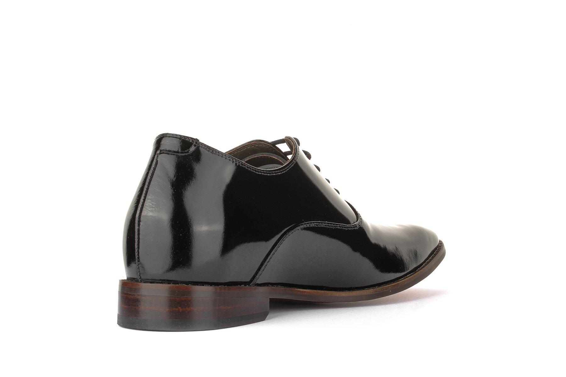Elegant Charol Negro +7cms