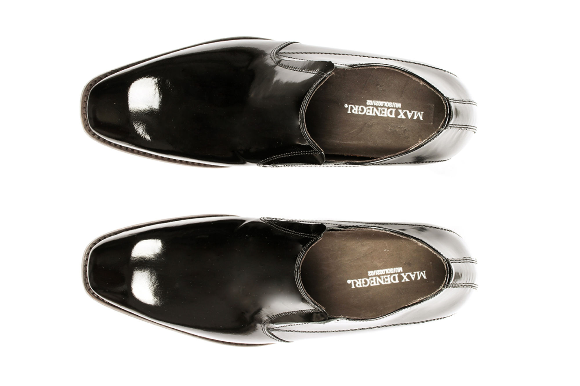 Style Charol Negro +7cms