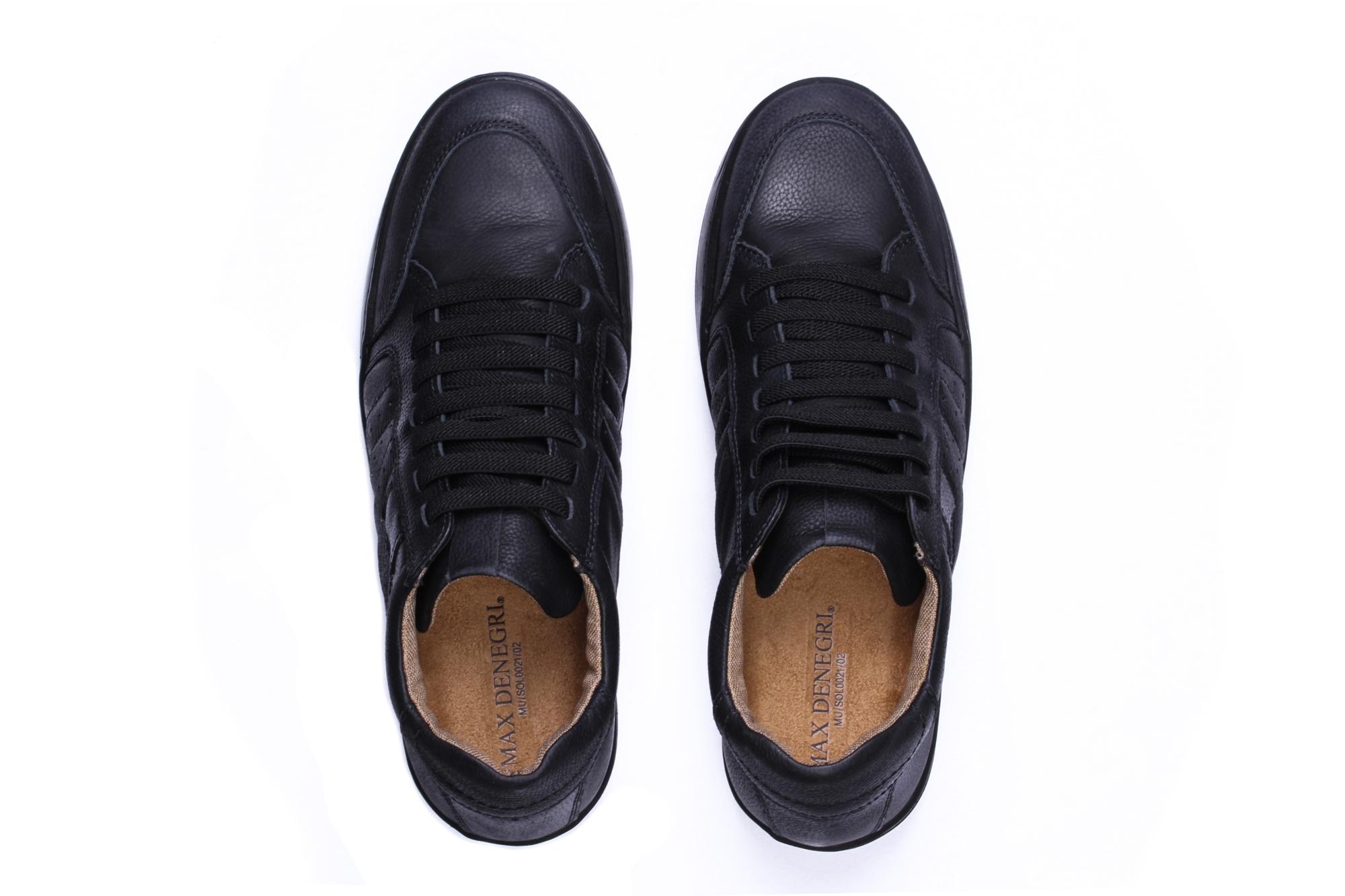 Derby Negro +6cms