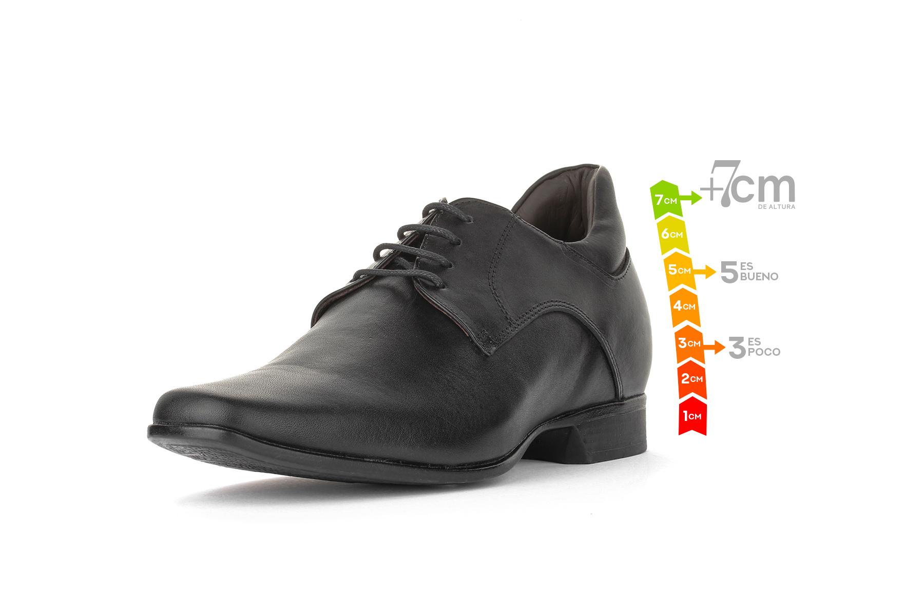 Fashion Negro +7cms