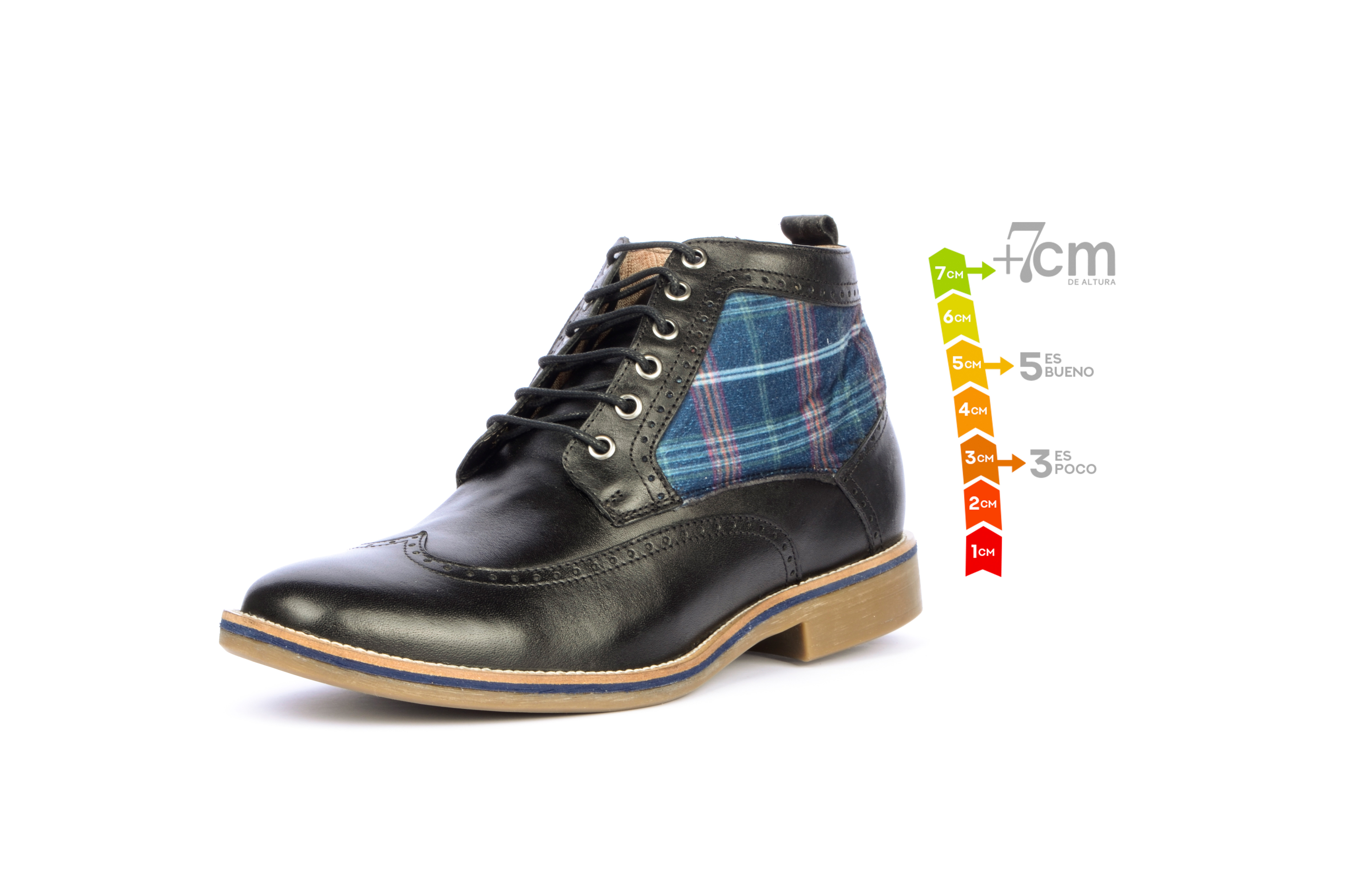 Hipster Scottish Negro +7cms