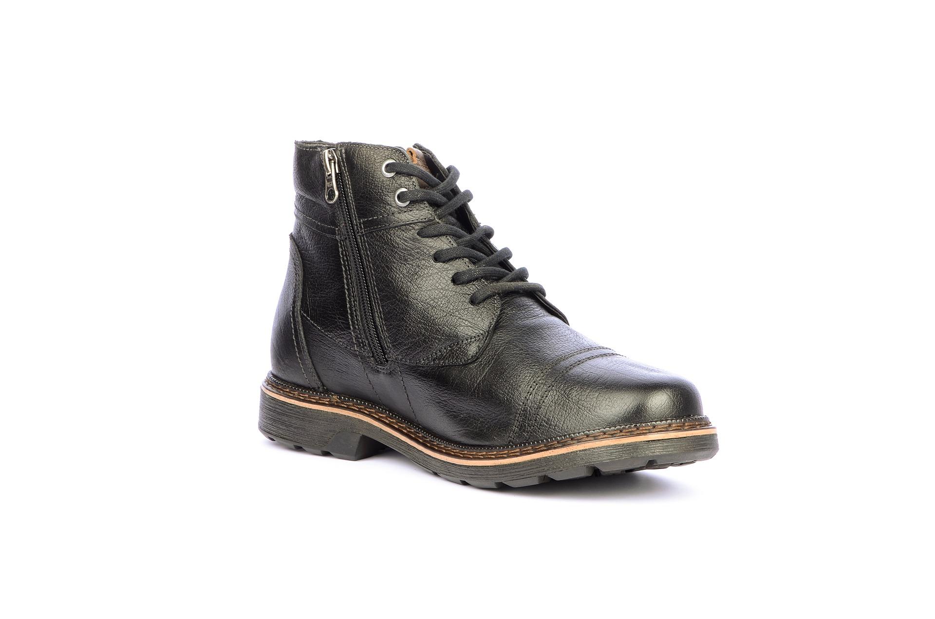Outlander Negro +7cms