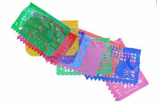 Banderines mexicanos grandes