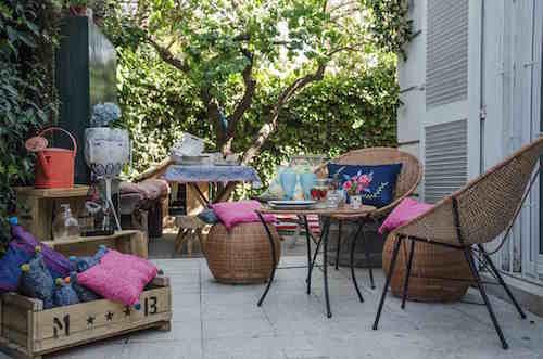 Tips para decorar tu terraza con estilo terrazachic for Como decorar tu departamento