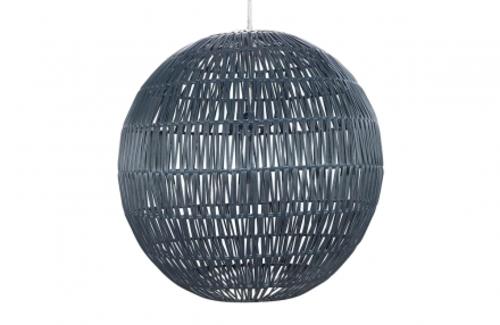 Lámpara Bulat negra de Ecolene