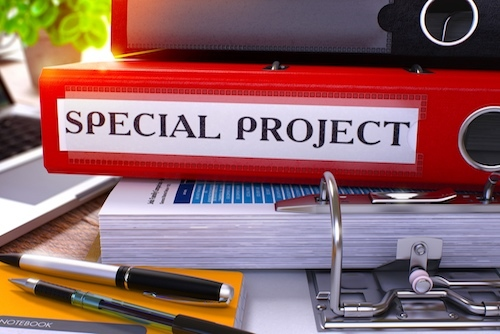 Proyectos especiales de exterior