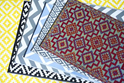 Servicio de prueba de alfombras de exterior