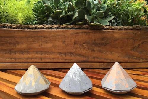 Diamante de hormigón