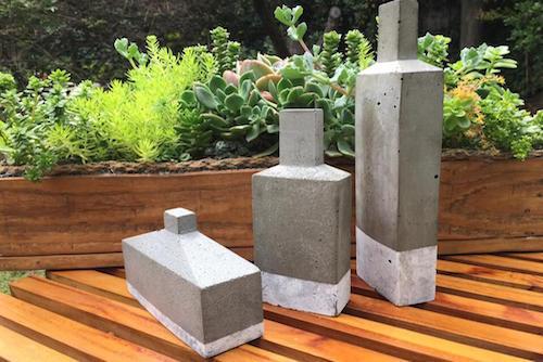 Esculturas de hormigón