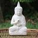 Escultura de Buda mediana