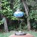 Lámpara turca de mesa cisne L