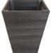 Macetero cónico de Ecotabla  - Macetero mediano Bahari  eco tabla plastica reciclada.png
