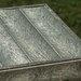Mesa lateral de  Ecotabla - Mesa Gretta eco tabla plastico reciclada.jpg