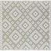 Alfombra PET modelo Venice gris con blanco de 180 x 270 cm. - Alfombra Venice de exterior gris con blanco.jpg
