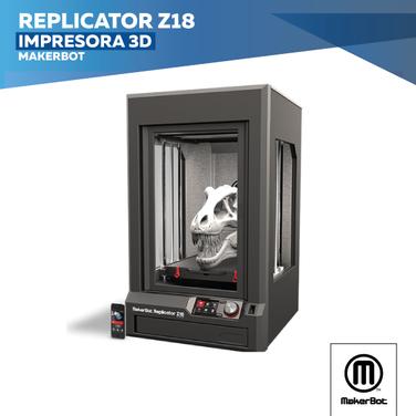 Impresora 3d Makerbot z18