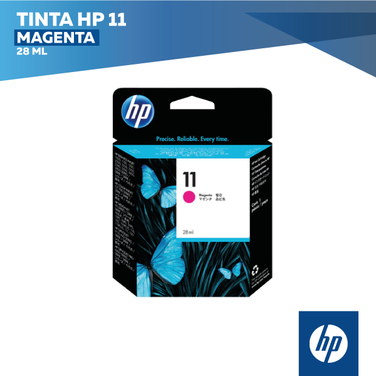 Tinta HP 11 Magenta (COD: C4837A)