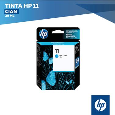 Tinta HP 11 Cian (COD: C4836A)