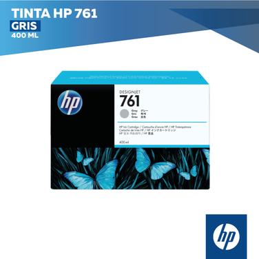 Tinta HP 761 Gris (COD: CM995A)