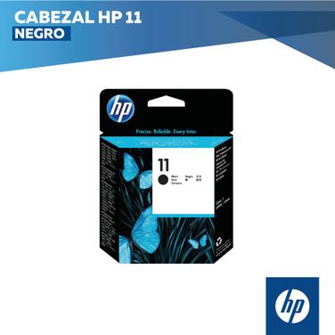 Cabezal HP 11 Negro (COD: C4810A)