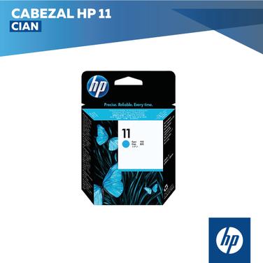 Cabezal HP 11 Cian (COD: C4811A)