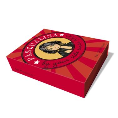 Solo para Fans - Postcard Box