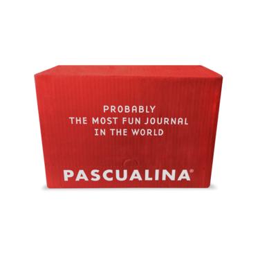 Agenda Pascualina Train - Caja de 12 unidades