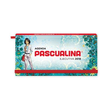 Agenda Pascualina Ejecutiva Chic 2018