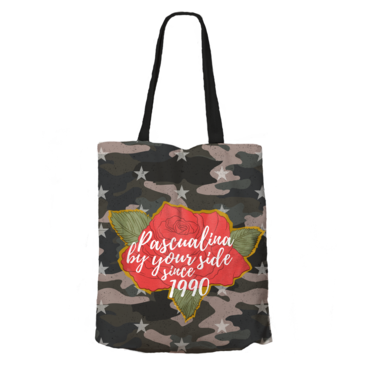 Solo para Fans - Bolso Rose Camuflage