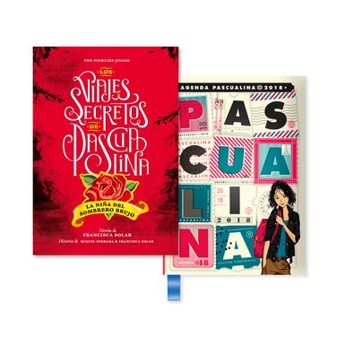 Novela Pascualina + Agenda Travel