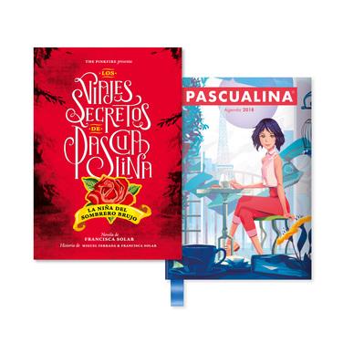 Novela Pascualina + Agenda Paris