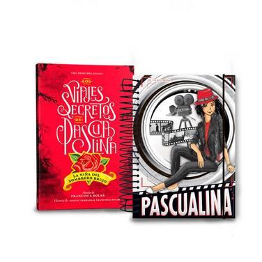 Novela Pascualina  + Agenda Studio 2019 $14.990