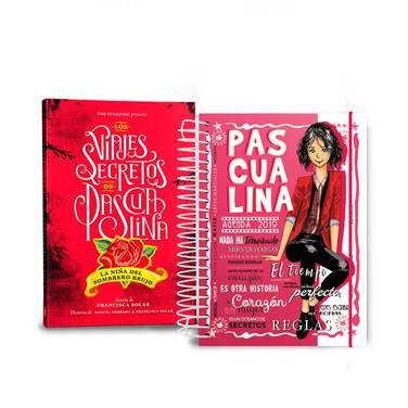 Pascualina Filmart 2019 + Novela Pascualina