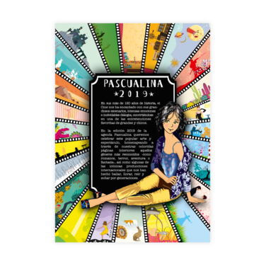 Agenda Pascualina Hollywood 2019  $4.990