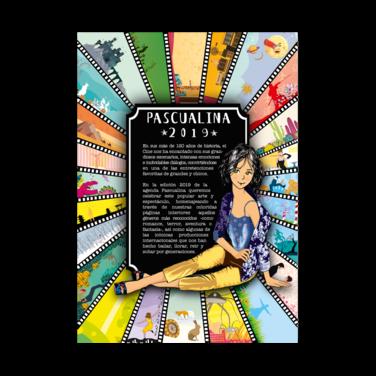 Agenda Pascualina Filmart  2019  - 60% off - $4.300