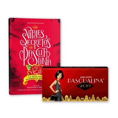 Novela Pascualina + Ejecutiva Glamour  $21.990