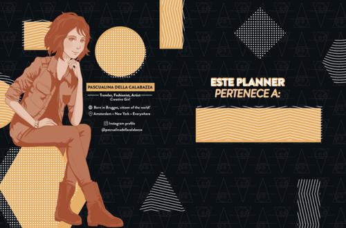 Planner Pascualina $15.990 - Oferta de lanzamiento