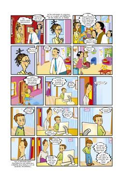 Comic La Bruja en Paris - $6.990