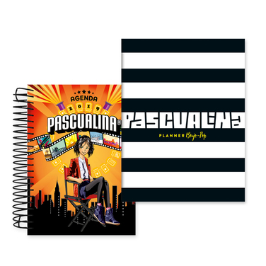 Agenda Hollywood + Planner Pascualina $16.990 (antes $24.990)