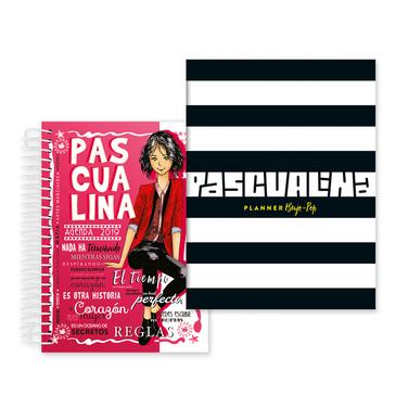 Planner Pascualina + Agenda Filmart $16.990