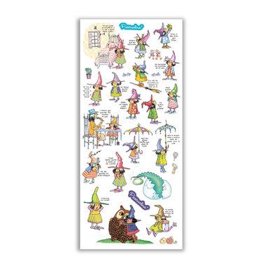 Stickers Pascualina Originals  - 5 hojas  $5.990