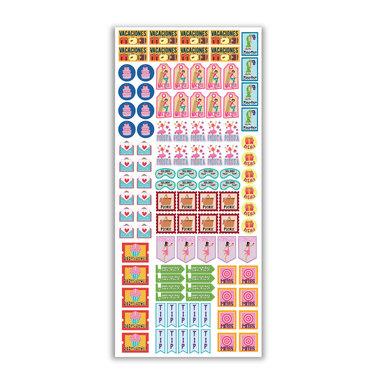 Stickers Pascualina Ejecutiva - 5 hojas  $5.990