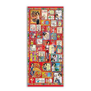 Pack Stickers Pascualina Tradicional + Ejecutiva - 10 hojas $7.990