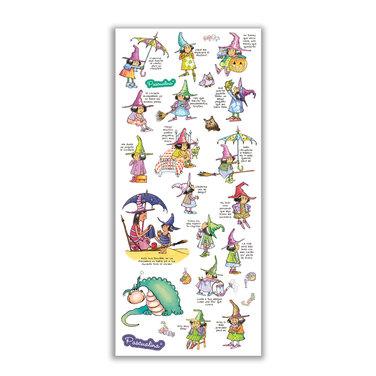 Pack Stickers Pascualina Originals + Ejecutiva - 10 hojas $7.990