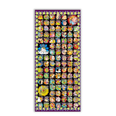 Pascualina Hollywood 2019 + Stickers Tradicional $7.990